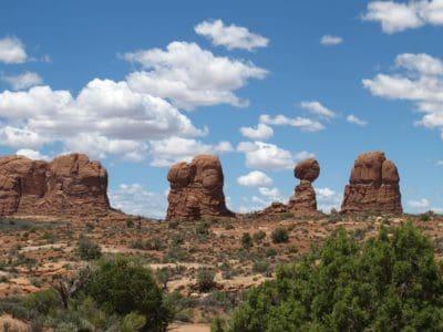 arenaria, deserto, nube, geologia, cielo, paesaggio, Castello, fortificazione