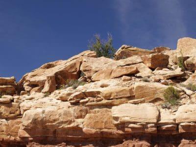 하늘, 자연, 돌, 벽돌, 절벽, 하늘, 침식, 지질학, 조 경, 캐년