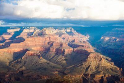 paesaggio, canyon, montagna, Valle, rupe, cielo, nube, geologia