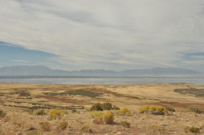 paysage, désert, lumière du jour, ciel, terre, steppe, champ