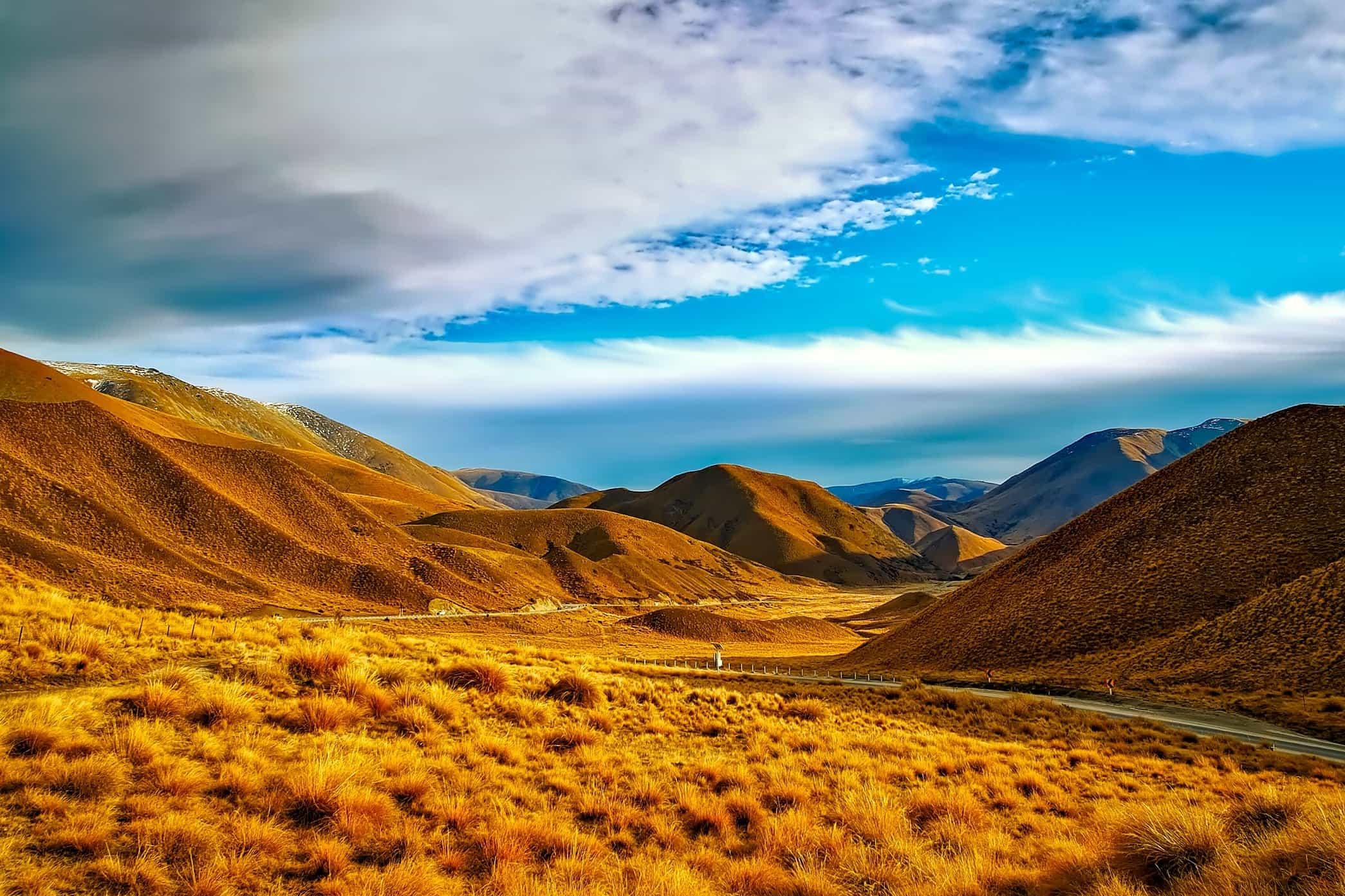 Горы и степи картинки