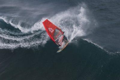 óceán, víz, sport, szél, hullám, horizont, extrém sport