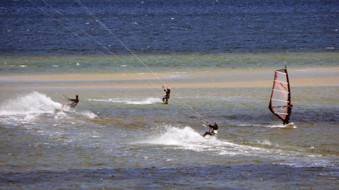 Wasser, Strand, Wettbewerb, Sport, Rennen, Wind, Meer, Meer, Welle, Athlet
