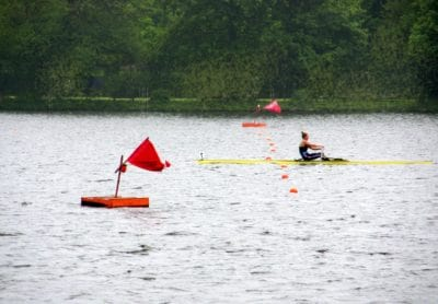 canoe, kayak, oar, race, paddle, competition, water