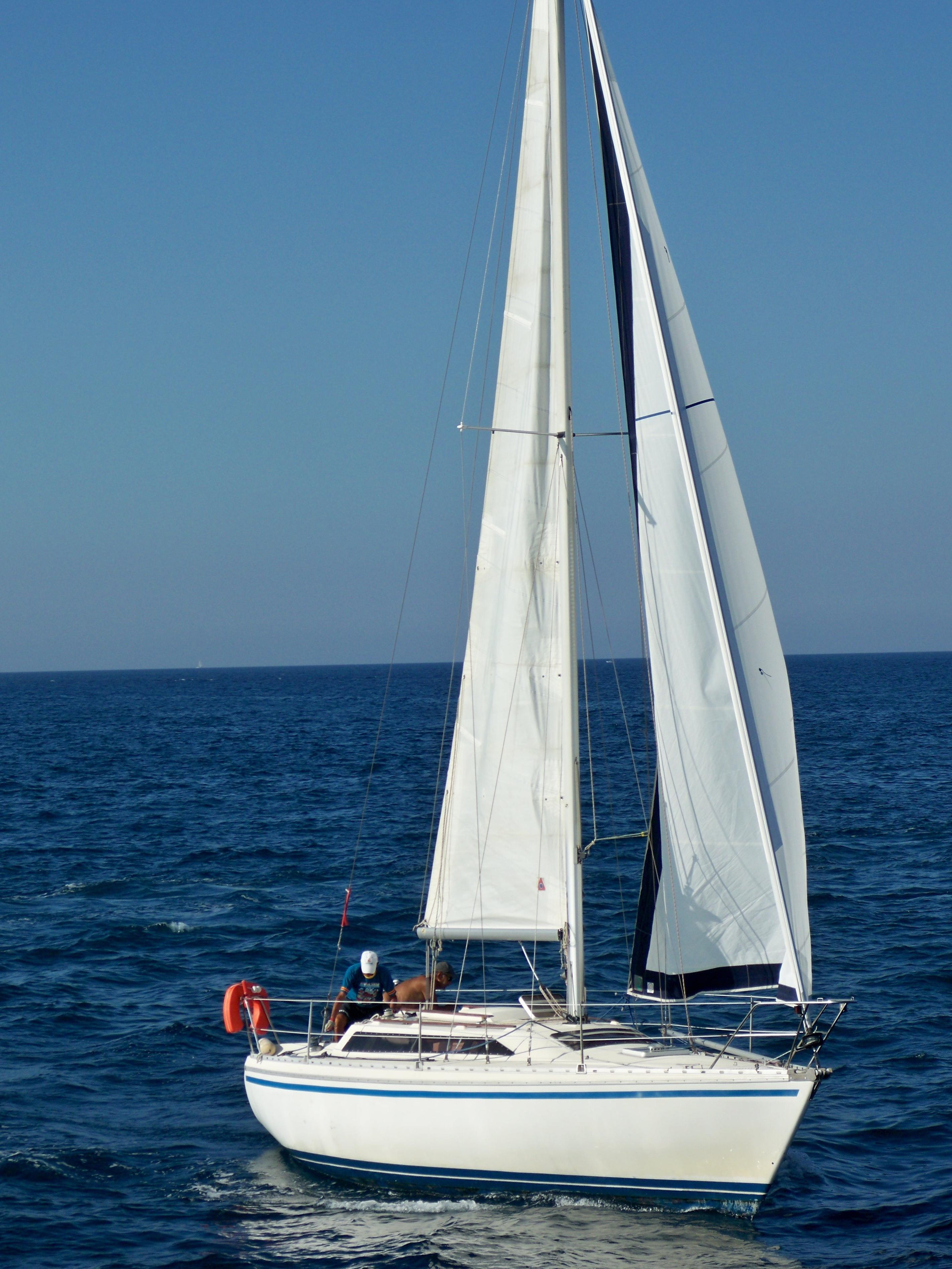 Image libre voilier yacht voile eau bateaux mer - Photo de voilier gratuite ...