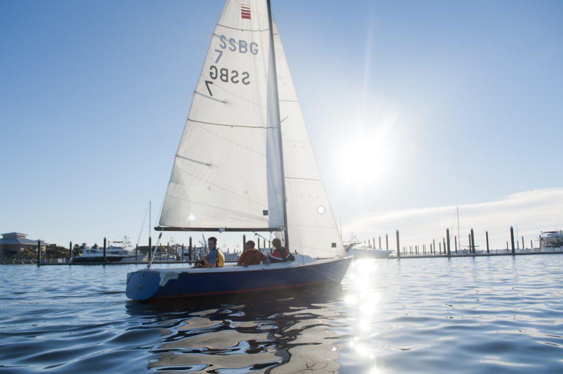 воды, водный транспорт, парусник, ветер, яхты, лодки, паруса, море