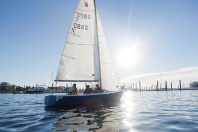 water, watercraft, sailboat, wind, yacht, boat, sail, sea