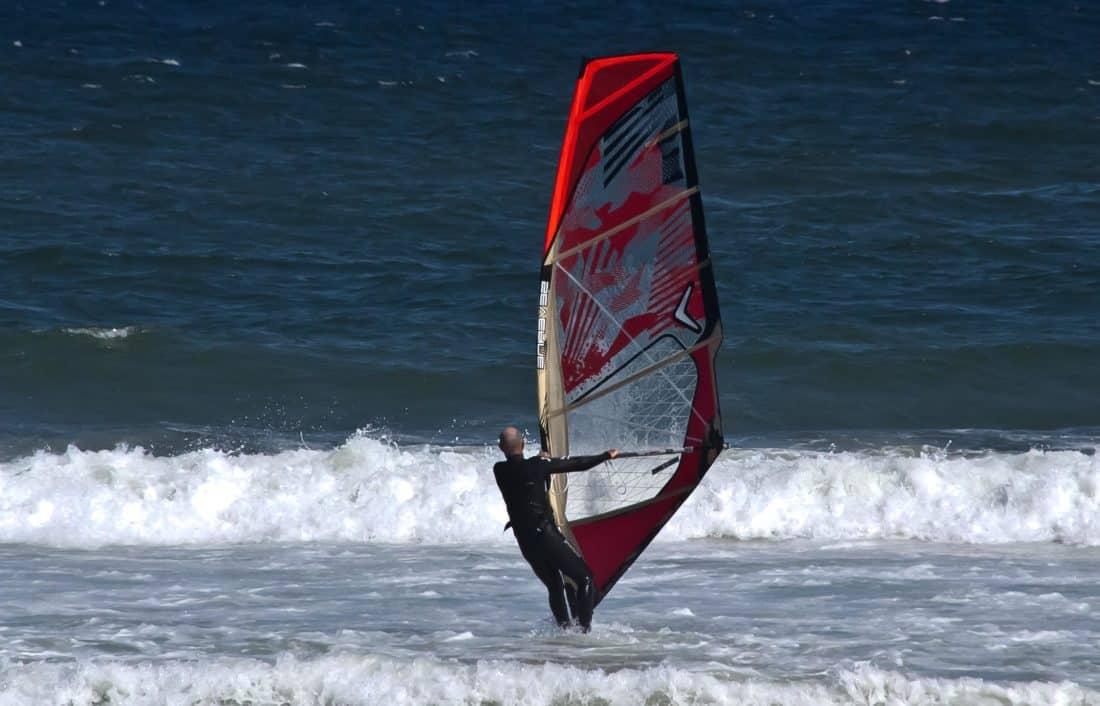 water, wave, ocean, sea, boat, sport, athlete, sail, outdoor