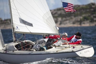 sailboat, watercraft, sail, wind, sport, teamwork, yacht, race, vehicle, water