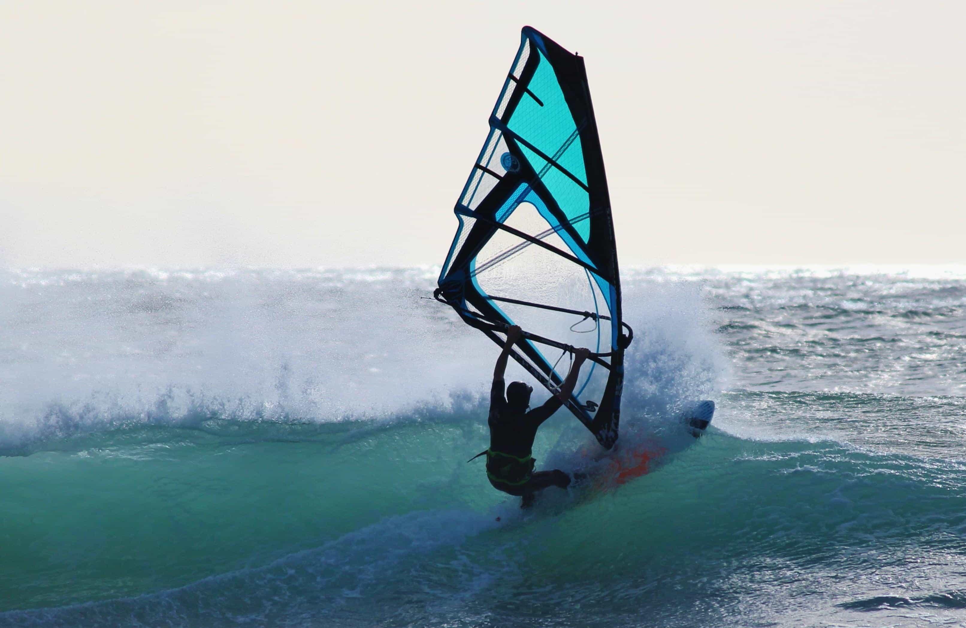 Sport, Wave, Summer, Wind, Water, Sea, Ocean, Outdoor, Wave, Sky, Man