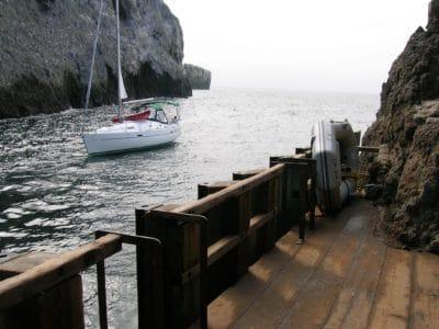 vann, strand, havet, kysten, gjerde, watercraft, kysten, båt, struktur