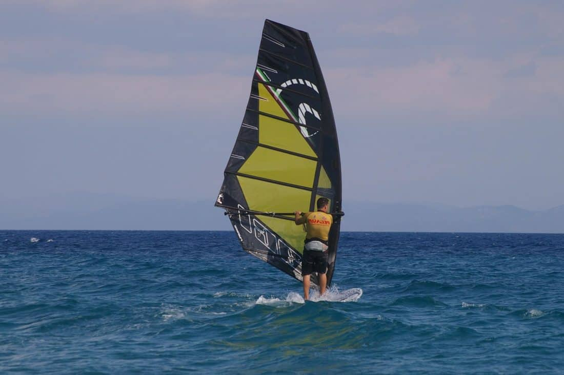 water, sea, wind, sailboat, sport, athlete, summer, ocean, beach