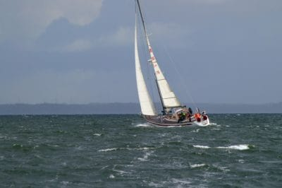 watercraft, sailboat, water, sailing, ocean, sea, sail, race