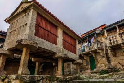 architettura, vecchio, legno, esterno, cortile, casa, residenza, tetto, Palazzo