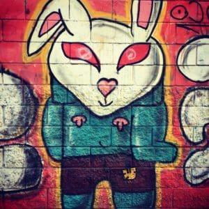 grafita, umjetnosti, zračni kist, vandalizam, ilustracija, zid, murala, umjetnički