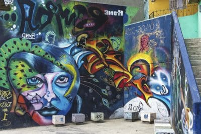 Graffiti, vandalisme, design, peinture murale, art, rue, mur, illustration, urbaine