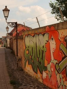 street, graffiti, urban, city, art, architecture, culture, wall, sky, outdoor