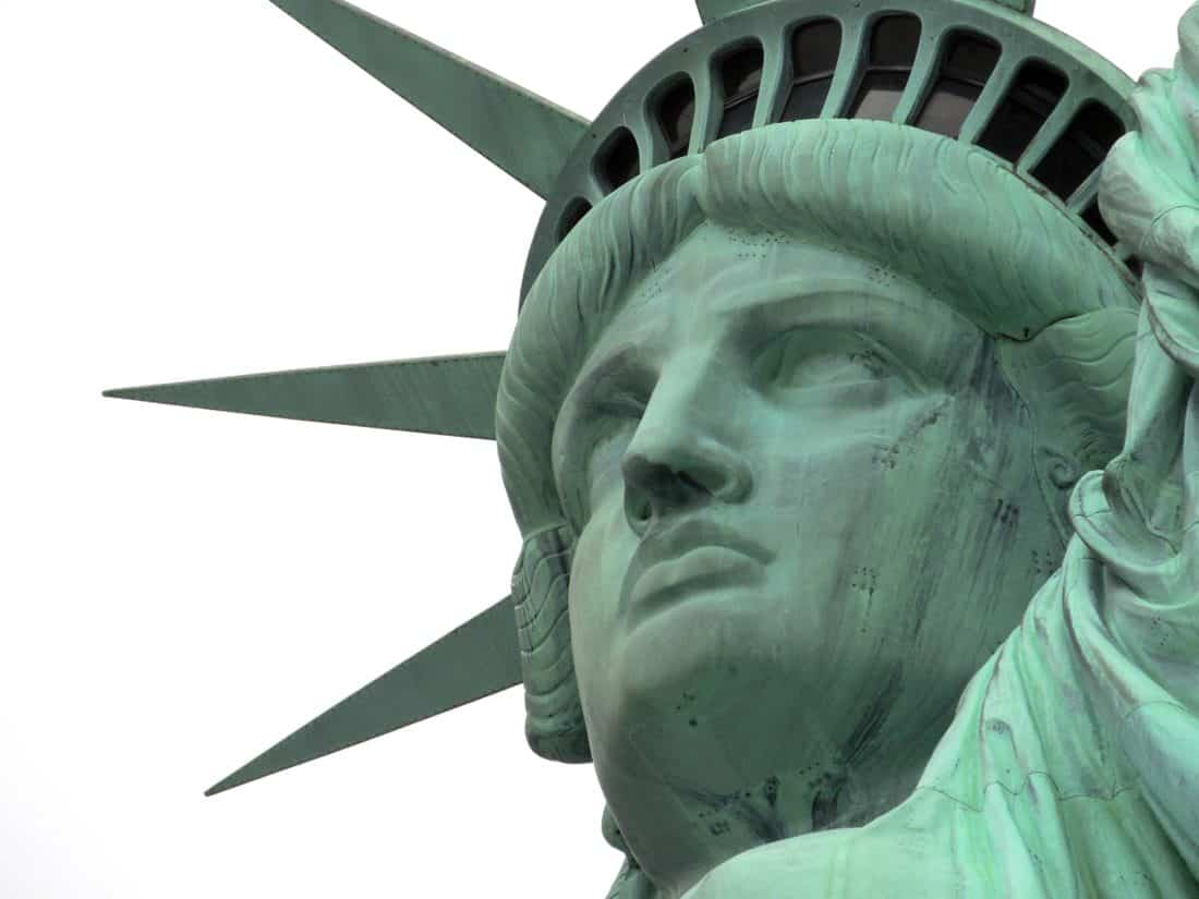 sculpture, statue, art, monument, liberty, face, United States