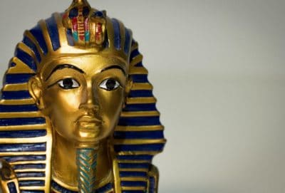 pharaoh, Egypt, sculpture, statue, art, religion, mask, gold
