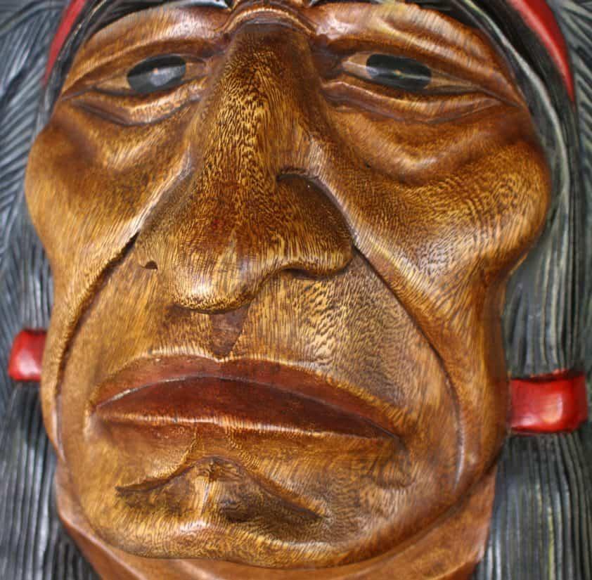 culture, sculpture, colorful, art, face, disguise, attire, mask