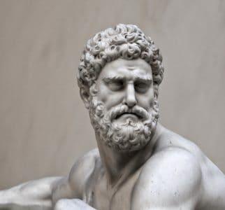 escultura, arte, gente, hombre, mármol, estatua, retrato, estatua, busto