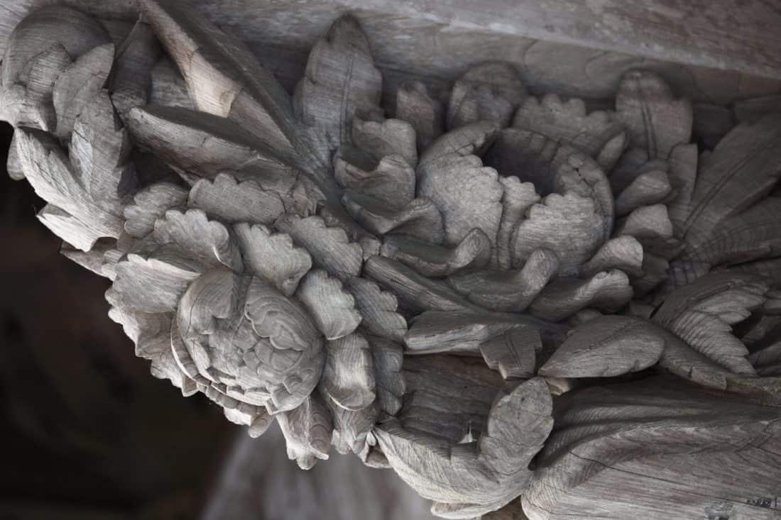 art, monochrome, sculpture, detail, macro, gray