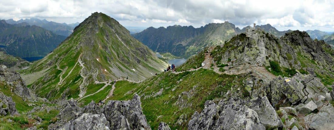 mountain, glacier, landscape, nature, blue sky, outdoor, rocky
