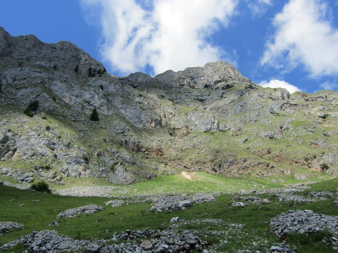landscape, mountain peak, cloud, geology, nature, mountain, water, blue sky, outdoor