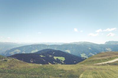 风景, 地质, 山, 蓝天, 自然, 山, 室外, 草