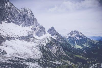 montagne, neige, paysage, glacier, sommet de montagne, vallée, géologie, ciel, hiver, glace