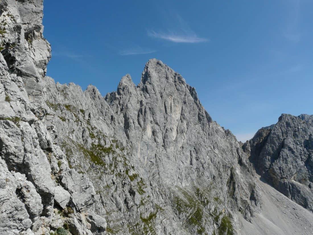montaña, naturaleza, paisaje, pico de la montaña, geología, cielo azul, al aire libre
