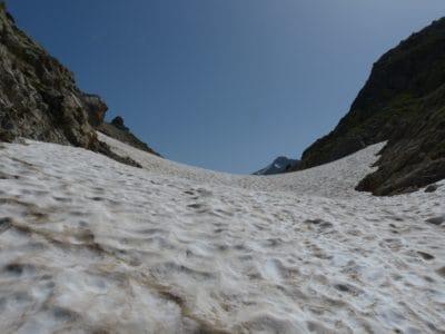 zapada, peisaj, Valea, cerul albastru, munte, natura, iarna, cerul, gheaţă