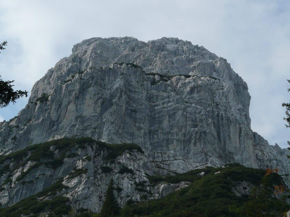 mountain, landscape, mountain peak, cloud, fog, geology, outdoor, sky