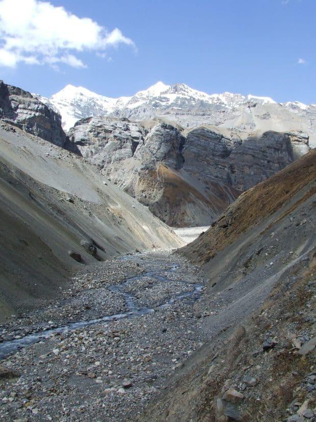 landscape, mountain, snow, ice, mountain peak, geology, nature, outdoor, sky