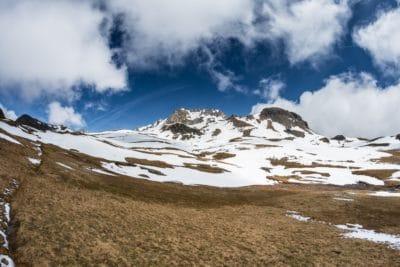 sníh, hory, krajina, vrchol hory, geologie, příroda, obloha, ledovec, LED