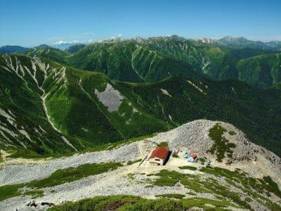 Berg, Landschaft, Berggipfel, Geologie, Natur, outdoor, Himmel