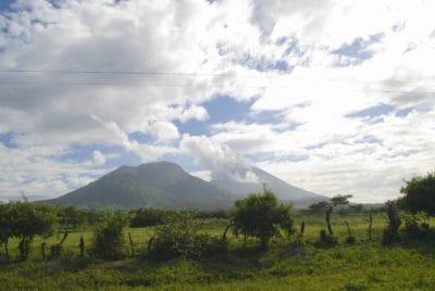 paisagem, árvore, natureza, céu, montanha, pasto, nuvem, agricultura