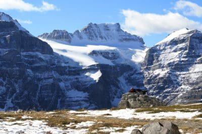 nieve, montaña, outdoor, geología, glaciares, hielo, paisaje, cielo, alto