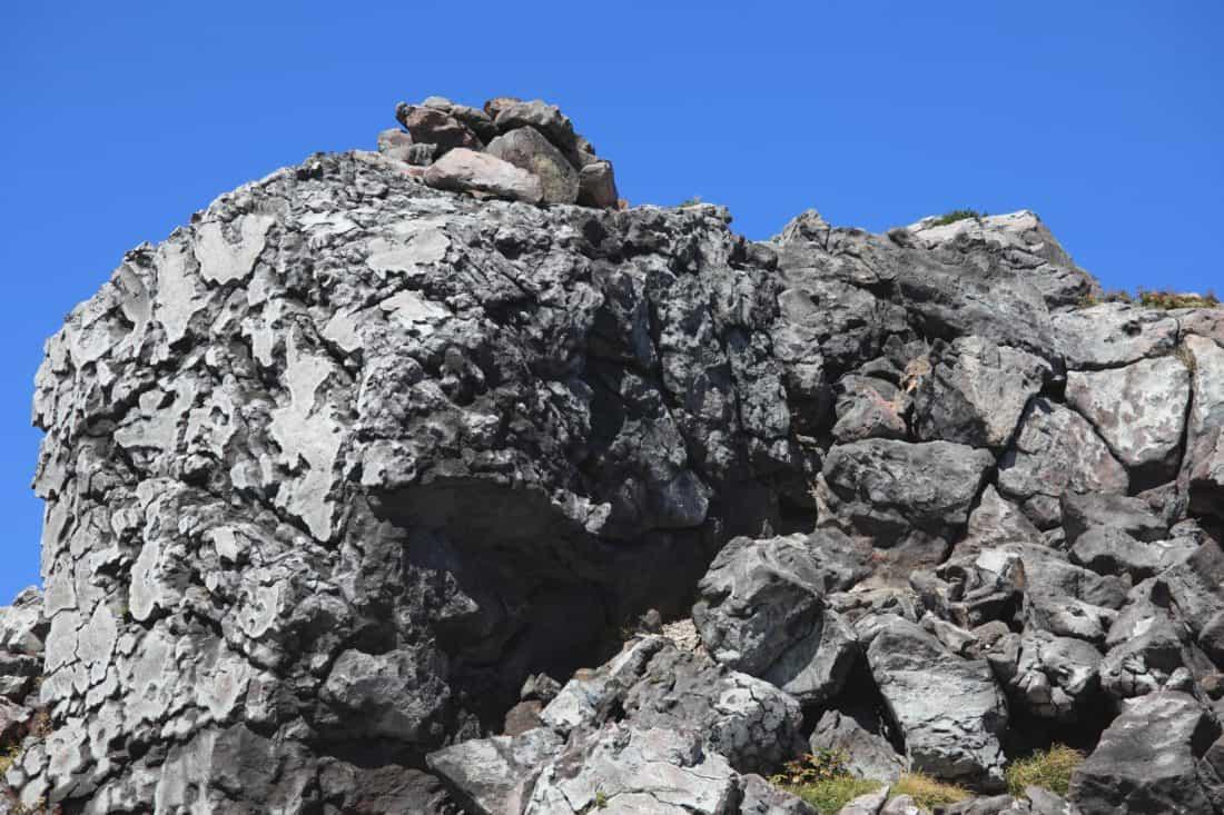 nature, landscape, stone, mountain peak, geology, blue sky, mountain, outdoor, rocky