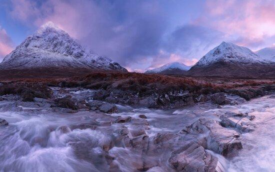 snow, water, mountain, landscape, nature, mountain peak, geology, outdoor, sky