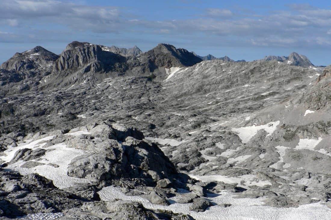 snow, mountain, stone, mountain peak, winter, landscape, outdoor, blue sky