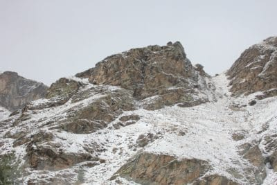 montagne, neige, paysage, nature, montagne, ciel, glace, hiver