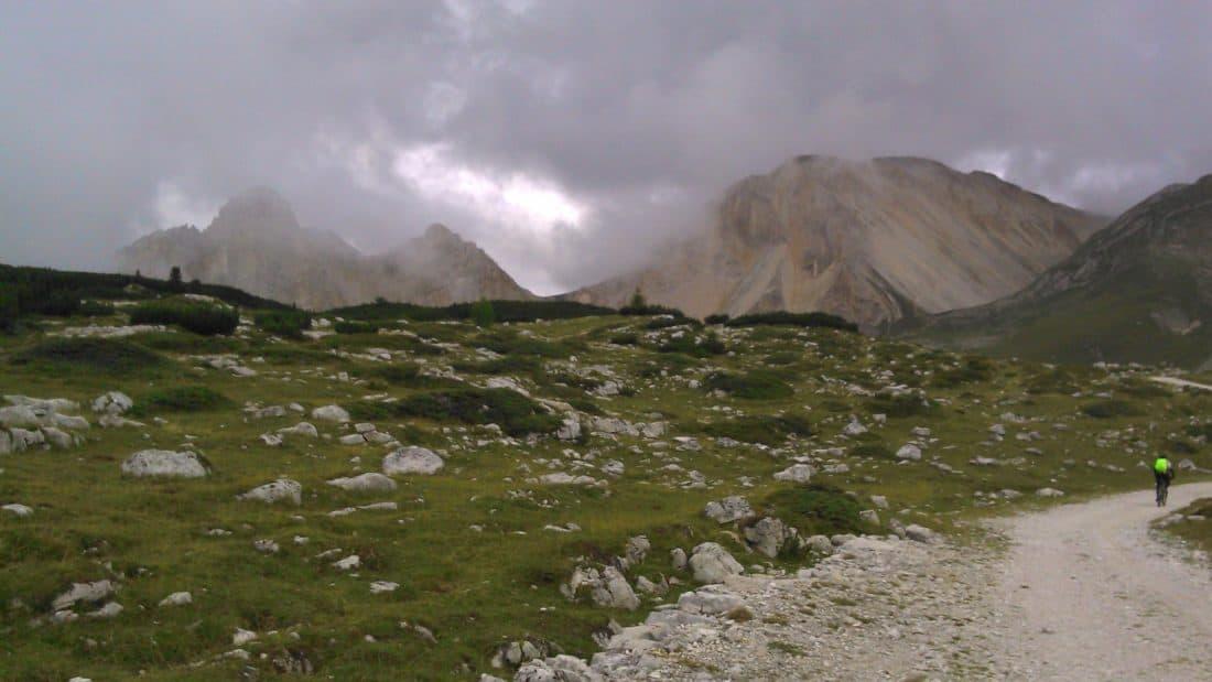 풍경, 산, 안개, 물, 하늘, 구름, 야외, 안개