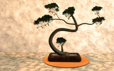 arbre, illustration, art informatique, nature, miniature, herb, décoration
