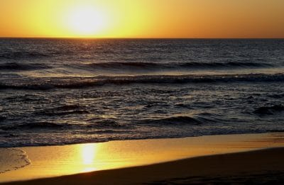 Sonnenlicht, Sunrise, Pazifik, Wasser, Strand, Dawn, Meer, Sonne, Meer, Dämmerung, Seestück