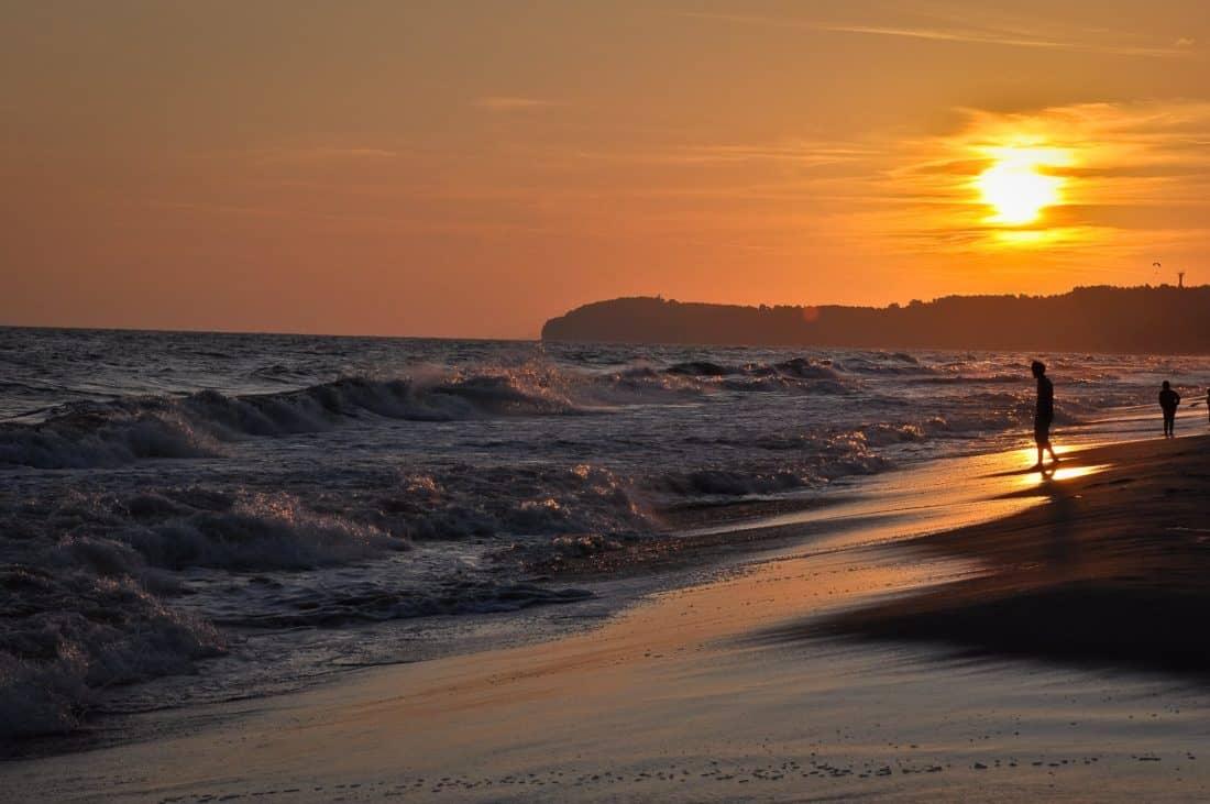 Les meilleurs endroits pour apprécier le coucher de soleil