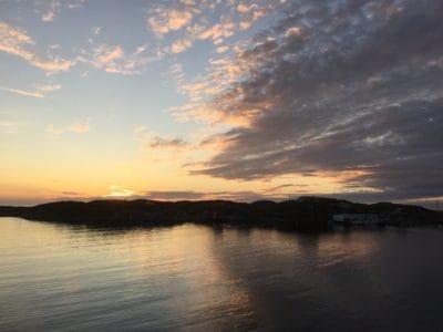 amanecer, nube, Parque Nacional, luz solar, agua, amanecer, atardecer, paisaje, cielo, al aire libre
