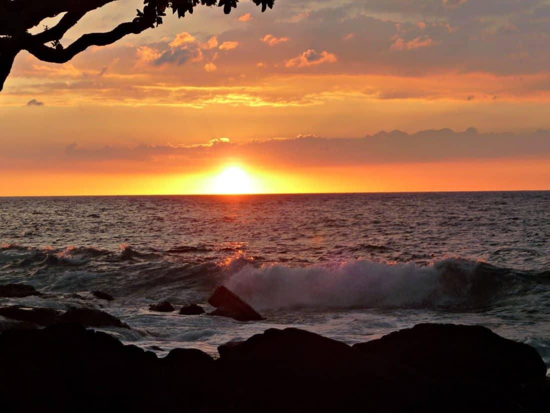 Free Picture Sunrise Dawn Water Sun Beach Sea Ocean
