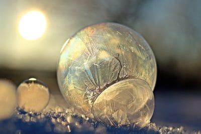 salida del sol, esfera, sol, círculo, retroiluminado, el sol, luz solar