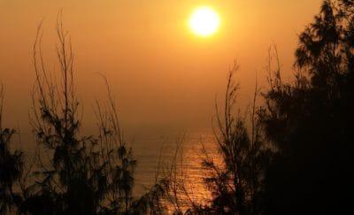 amanecer, la luz del sol, sombra, amanecer, sol, naturaleza, árbol, silueta, paisaje